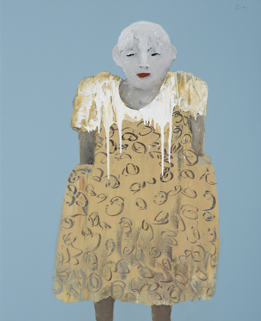 , 'Kate,' 2018, Seager Gray Gallery