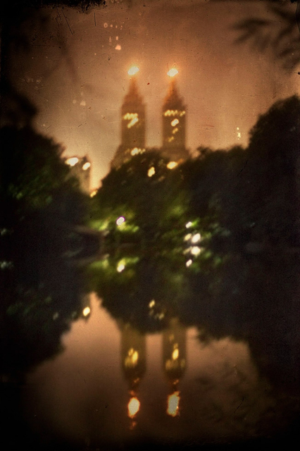 Marc Yankus, 'Two Towers, NYC', 2004, Photography, Archival pigment print, ClampArt