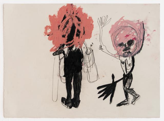 , 'Look at Me,' 2015, Galerie Hugues Charbonneau