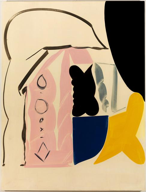 , 'Kimono,' 2014, wallspace_1