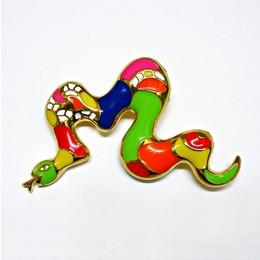Brooch (Serpent)