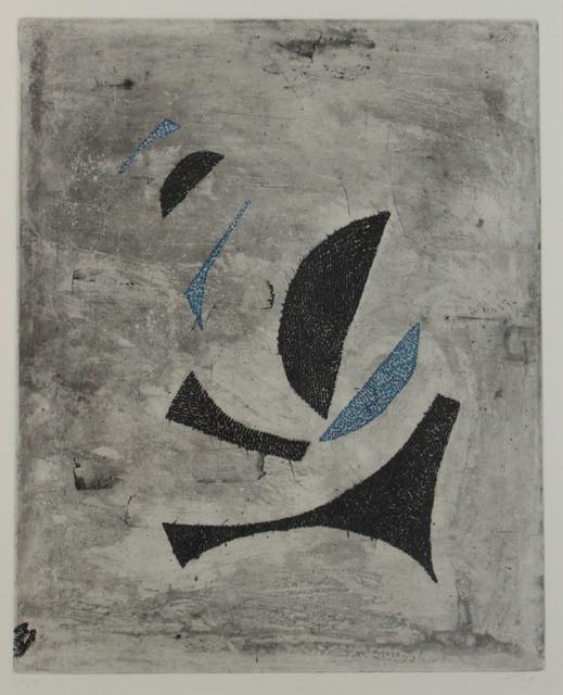 , 'Formes Dispersées,' 1959, Fólio