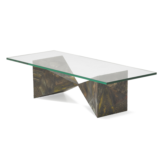 Paul Evans, 'Coffee table (PE 13), USA', Rago