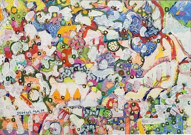 , 'Bauerngarten II,' 2013, Lawrence Fine Art