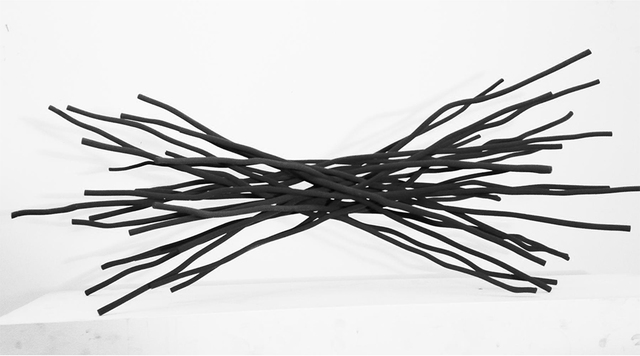 , 'painted wood,' 2013, Nikola Rukaj Gallery