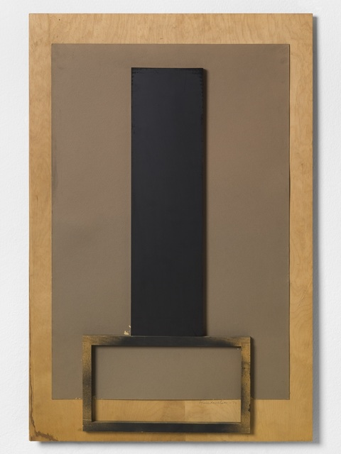 , 'Untitled,' 1974, Cortesi Gallery
