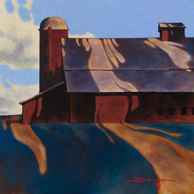 Z.Z. Wei, 'A Windy Morning', 2019, Blue Rain Gallery
