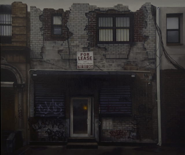 , 'For Lease,' 2013, Muriel Guépin Gallery