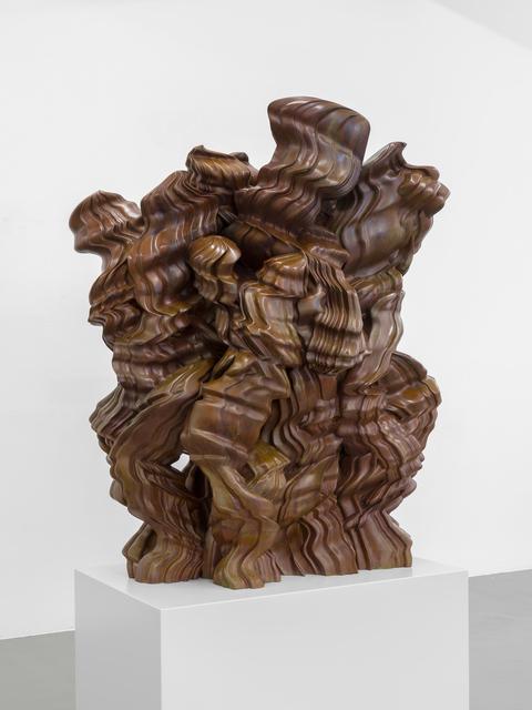 , 'Untitled (Incarnation),' 2018, Buchmann Galerie