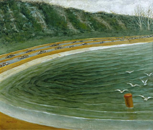 Arnold Friedman, 'Highway Scene', ca. 1935-40, Hollis Taggart
