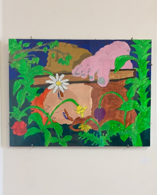 , 'In the Garden,' 2016, Park Place Gallery