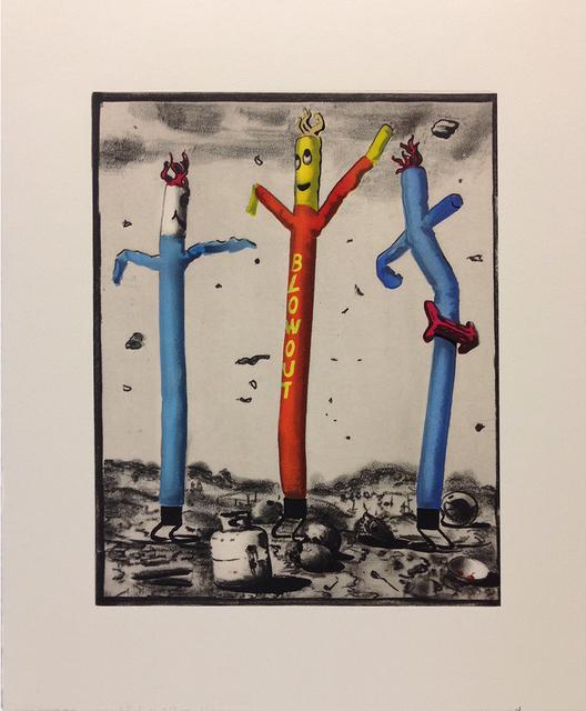 , 'Trinitas,' 2014, Catharine Clark Gallery