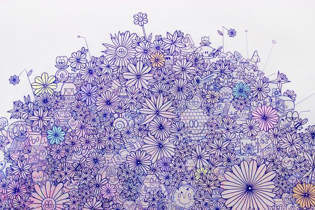 Chris Uphues, 'Mirror Ball', 2017, Linda Warren Projects