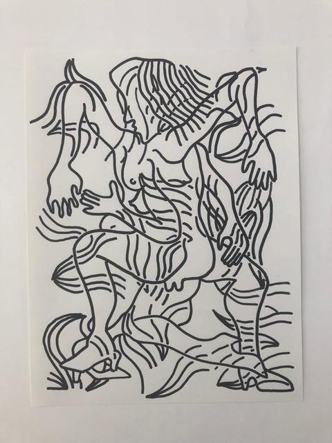Carlos Amorales, 'Narcisos Selváticos 3', 2019, Galeria Solo / Eva Albarran & Christian Bourdais