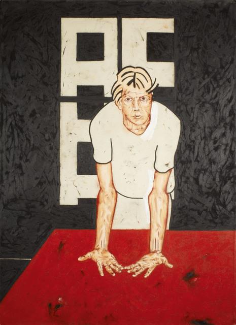, 'Upturned Hands in Front of Window (PC9126),' 1991, Ben Brown Fine Arts