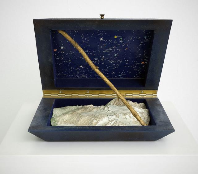 Marinus Boezem, 'Della Scultura & la Luce', 1985, Galleria Fumagalli
