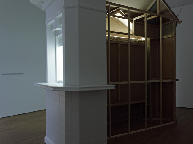 , 'Museum Kiosk for Camera Services,' 2008, Galerie Jérôme Poggi