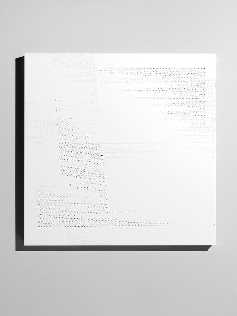 , 'Tracce,' 2012, Piero Atchugarry Gallery