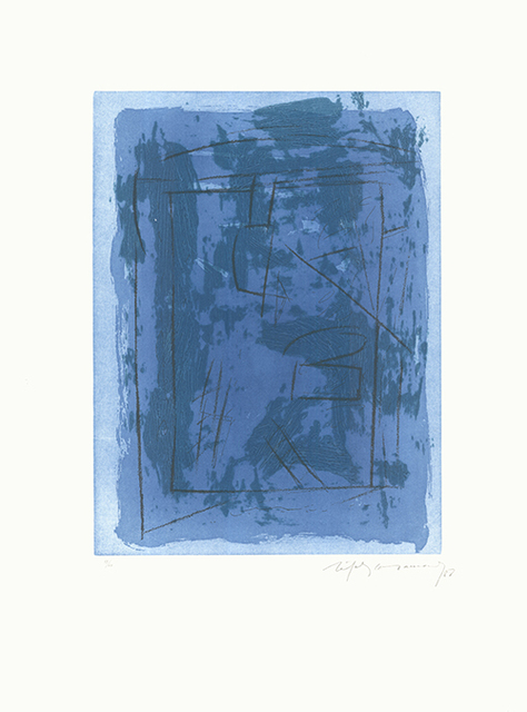 Albert Ràfols-Casamada, 'Circ-2', 1988, Sylvan Cole Gallery