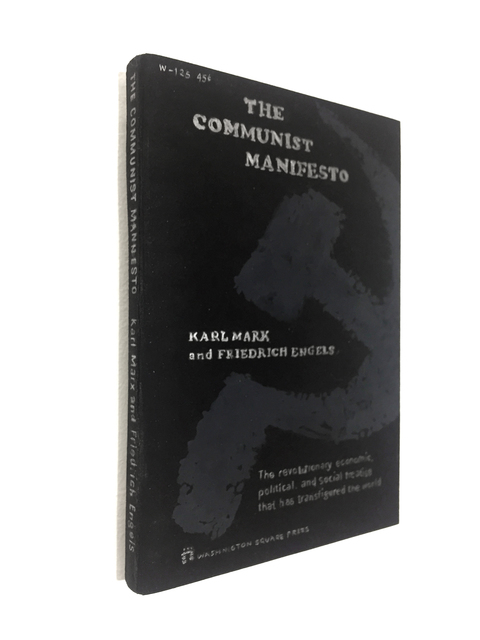 , 'THE COMMUNIST MANIFESTO,' 2017, Eleanor Harwood Gallery