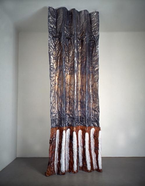 , 'Rideau,' 1989, Giorgio Persano