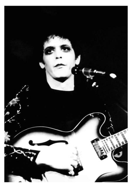 Mick Rock, 'Lou Reed, Transformer, London', 1972, The Bonnier Gallery