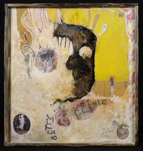 , 'Betty Ford Nan Head,' 2016, Sardac