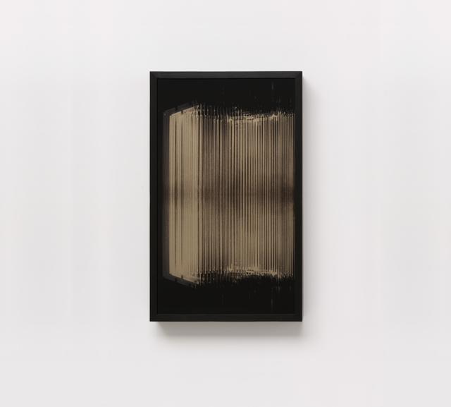 , '1936 - Double Speer,' 2012, Anna Jill Lüpertz Gallery