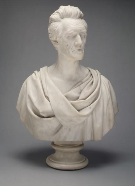 Hiram Powers, 'Andrew Jackson', 1834–1839, The Metropolitan Museum of Art