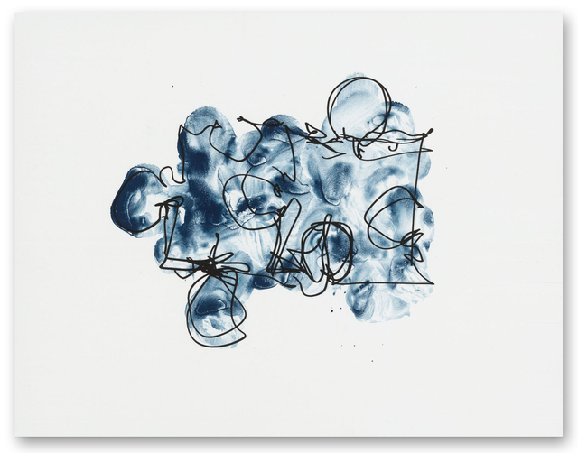 , 'Puzzled #4,' 2011, Gemini G.E.L.
