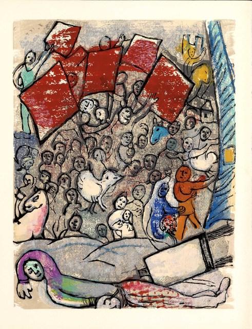 , 'Dans Notre Rue (Poèmes, #19),' 1968, Martin Lawrence Galleries