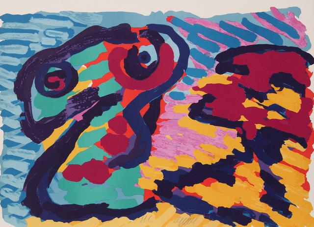 Karel Appel, 'Untitled - Snake', ca. 1980, RoGallery