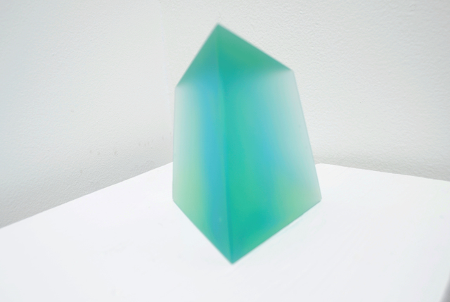 , 'Aura Sea Glass Crystal,' 2016, CORDESA
