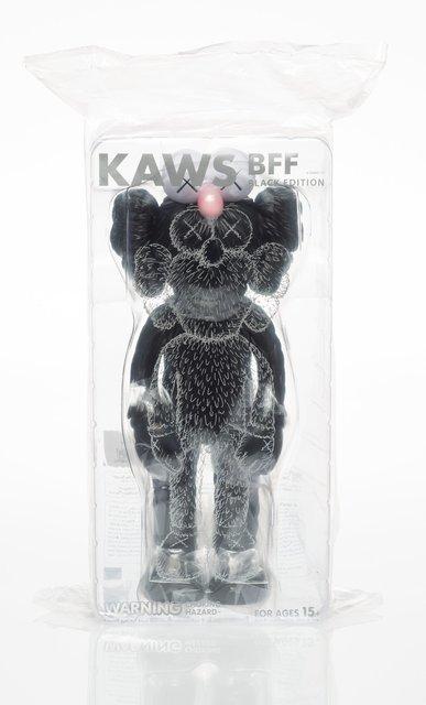 KAWS, 'BFF Companion (Black)', 2018, Heritage Auctions