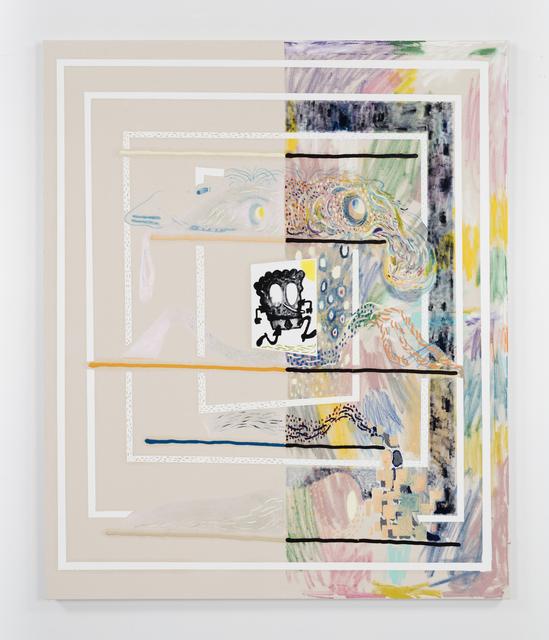 , 'Untitled,' 2016, Simone Subal