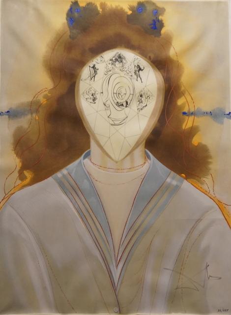 Salvador Dalí, 'Alchimie des Philosophes L'Immortalite', 1975, Fine Art Acquisitions