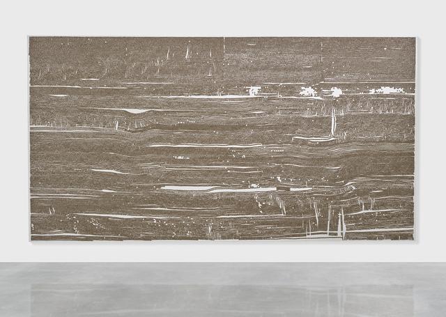 , 'A Little Wooden Ship ,' 2015, Newport Street Gallery