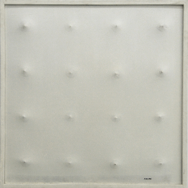 , 'Painting for the Blind #2,' 1986, Yavuz Gallery