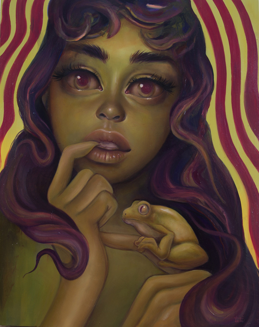 , 'O Sapo Que Cura,' 2019, Corey Helford Gallery