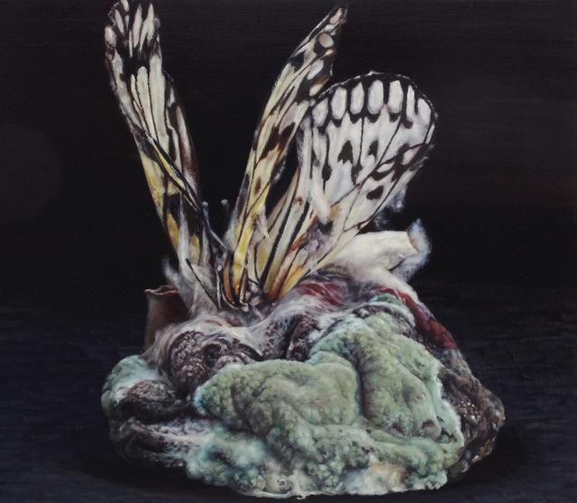 , 'Persiposa,' 2014, Galerie Van de Weghe