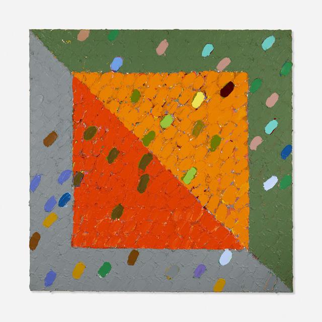 Kazuko Inoue, 'Untitled', 1981, Painting, Acrylic on canvas, Rago/Wright