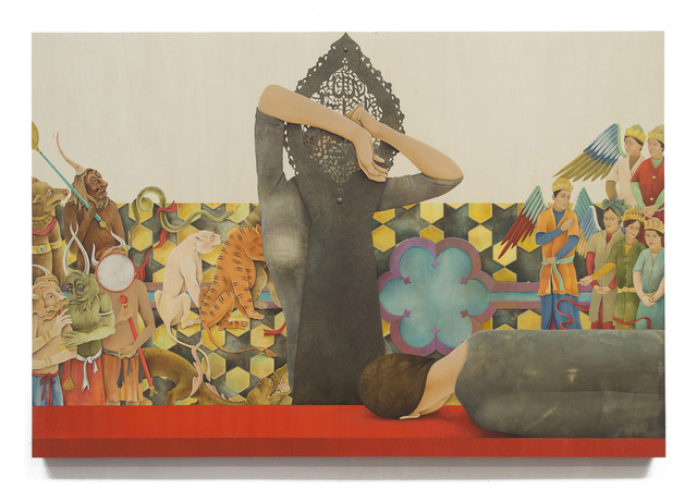 Arghavan Khosravi, 'The Limbo', 2018, Yossi Milo Gallery