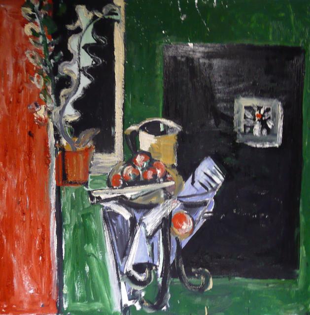 , 'S.T.,' 1989, Galeria Carles Taché