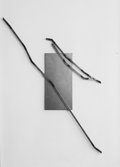 , 'Serie A.B.,F. Relief 19,' 1987, Galerie Andreas Huber