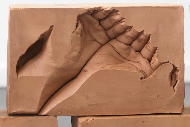 , 'By Hand,' 2016, DITTRICH & SCHLECHTRIEM