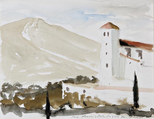 Julio Larraz, 'La Alhambra , Granada.', 2018, Latin Art Core