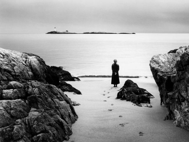 , 'Looking Seaward, Self Portrait, Star Island,' , Pucker Gallery