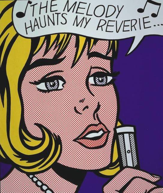 Roy Lichtenstein, 'Reverie', 1965, Puccio Fine Art