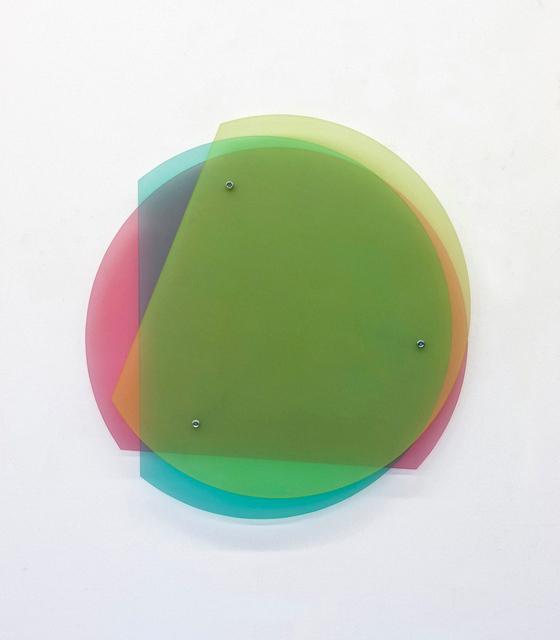 , '3/4 Kreisexzenter No.3,' 2013, Bartha Contemporary