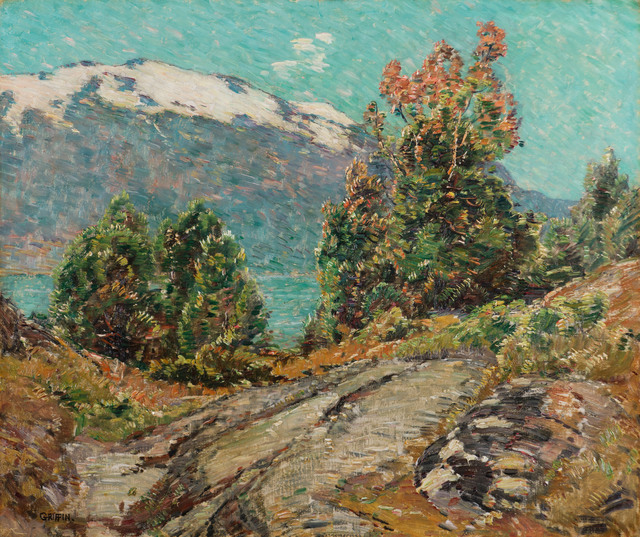 Walter Griffin, 'Norway', 1910, Painting, Oil on canvas, Vose Galleries